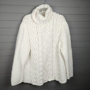 Coldwater Creek Chunky kniy Sweater